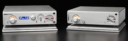 HD DAC with MPS